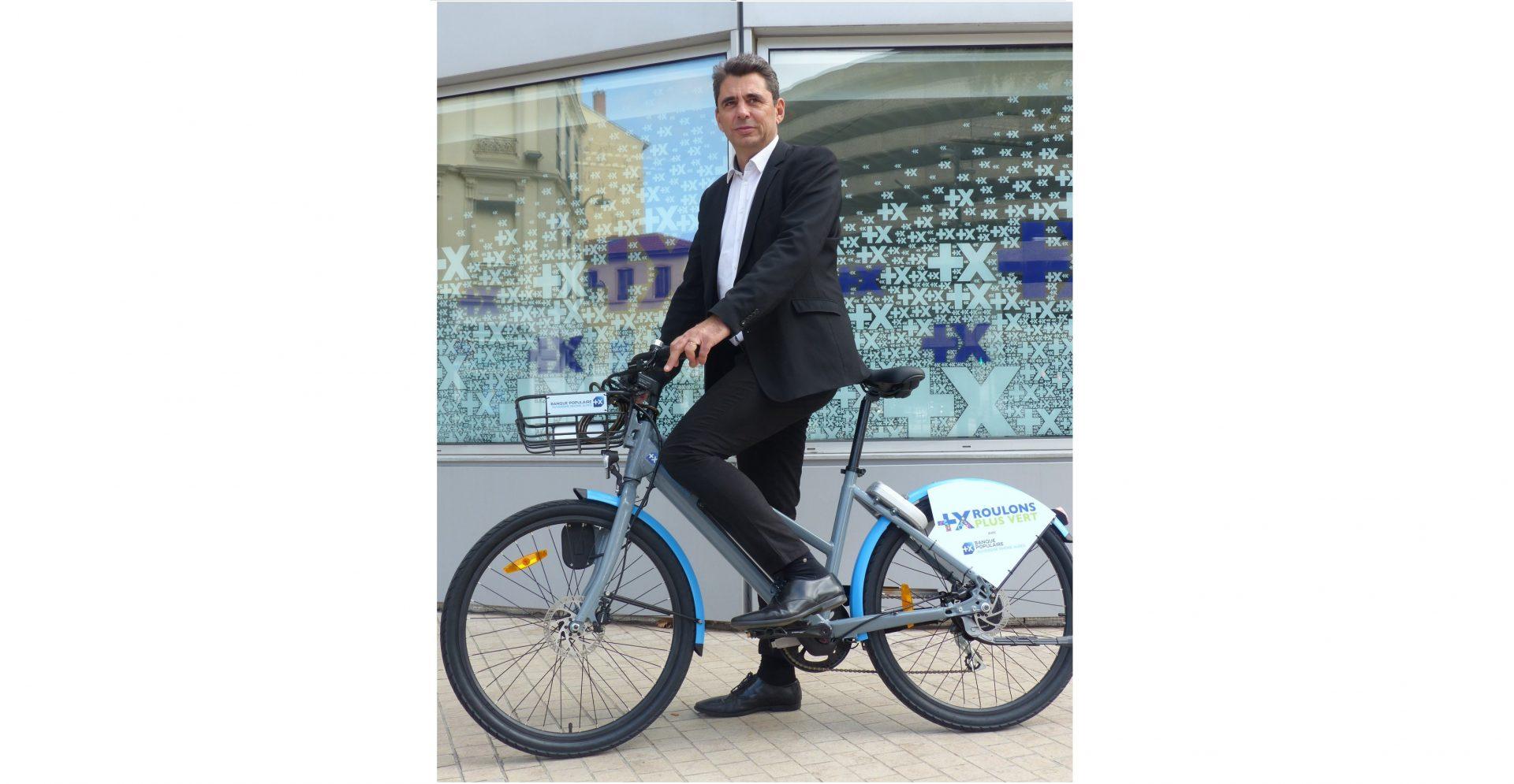Photo parc vélo électrique BPAURA