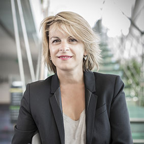 Blandine Jamin, Directrice Générale Adjointe en charge du pôle ressources de la BPAURA