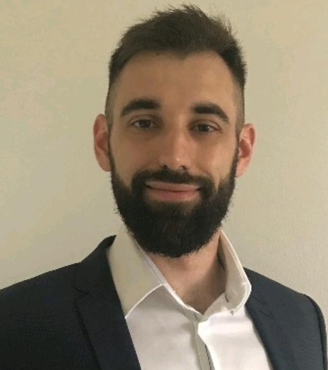 Clément Granjon, Responsable Artisanat Commerce au sein de la Banque Populaire Auvergne Rhône Alpes