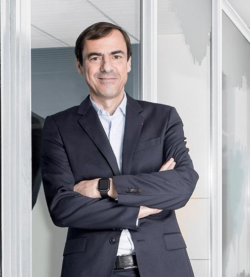 Daniel Kariotys, Directeur Général de la Banque Populaire Auvergne Rhône-Alpes